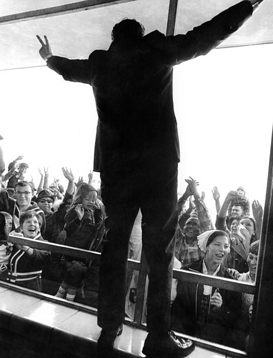 History Photograph - Former Vice President Richard Nixon by Everett