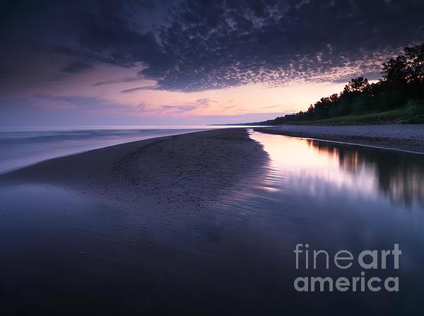 Beach Photograph - Long Point Beach by Oleksiy Maksymenko