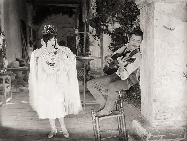 Music Photograph - Silent Film Still: Music by Granger