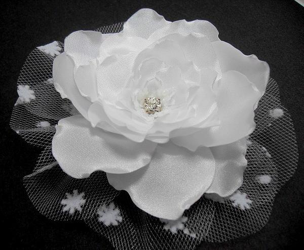 Handmade Jewelry - Wedding Hair Accessory by Gorean Olga