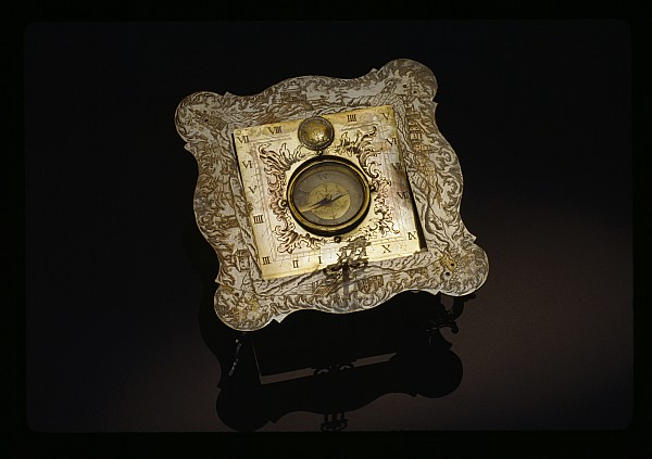 Museum Photograph - A Traveler Used This Instrument That by Sisse Brimberg