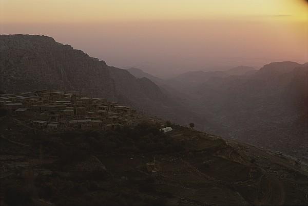 Asia Photograph - A View Of Dana, Jordan by Kenneth Garrett