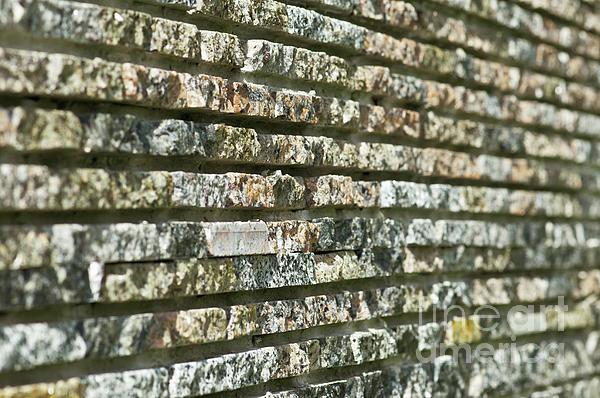 Decorative Pyrography - Abstract Background Of Decorative Stone by Valerii Kotulskyi