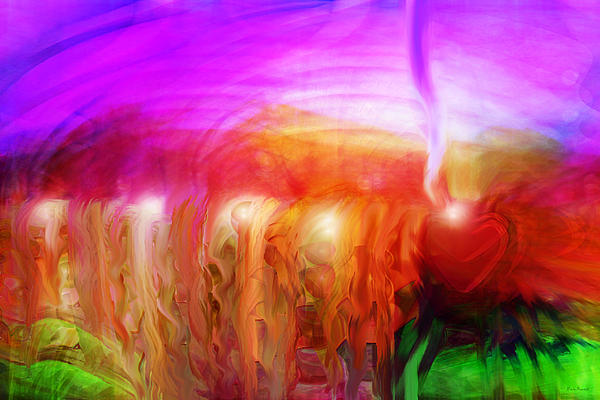 After The Storm Digital Art - After The Storm by Linda Sannuti
