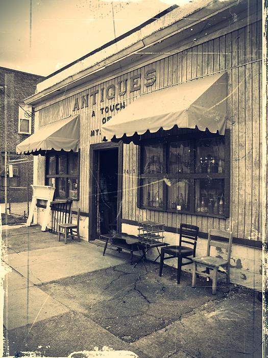 Antique Photograph - Antique by Kim Steel