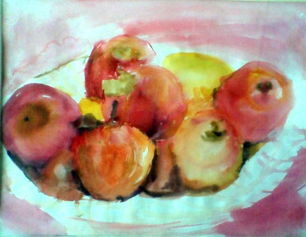Appels Pastel by Vaidos Mihai
