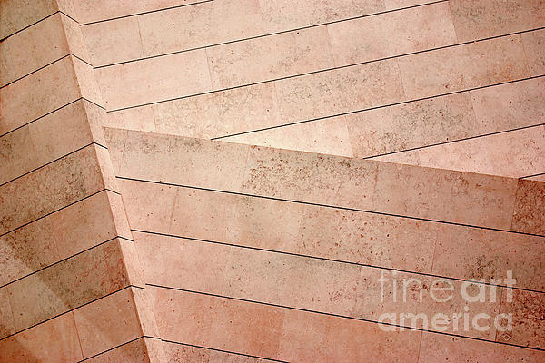 Abstract Photograph - Architecture Lines by Carlos Caetano