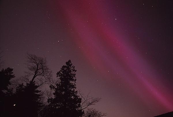 North America Photograph - Aurora Borealis Over Jordan Pond by Michael Melford