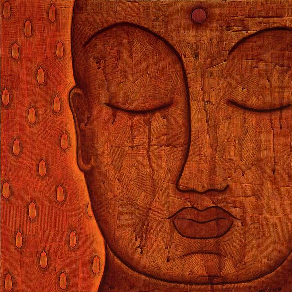 Buddha Mixed Media - Awakened Mind by Gloria Rothrock