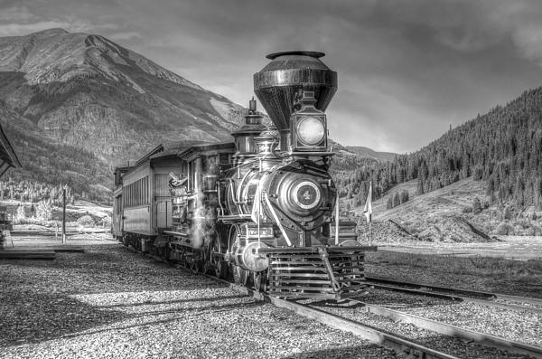 Eureka Photograph - Back In Time by Ken Smith