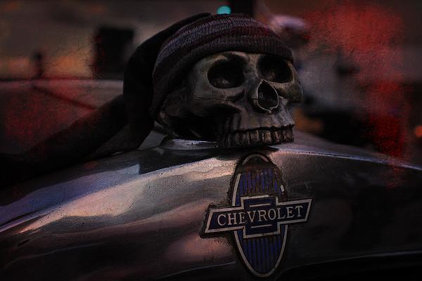 Michigan Photograph - Bad Ass Chevrolet by Scott Hovind
