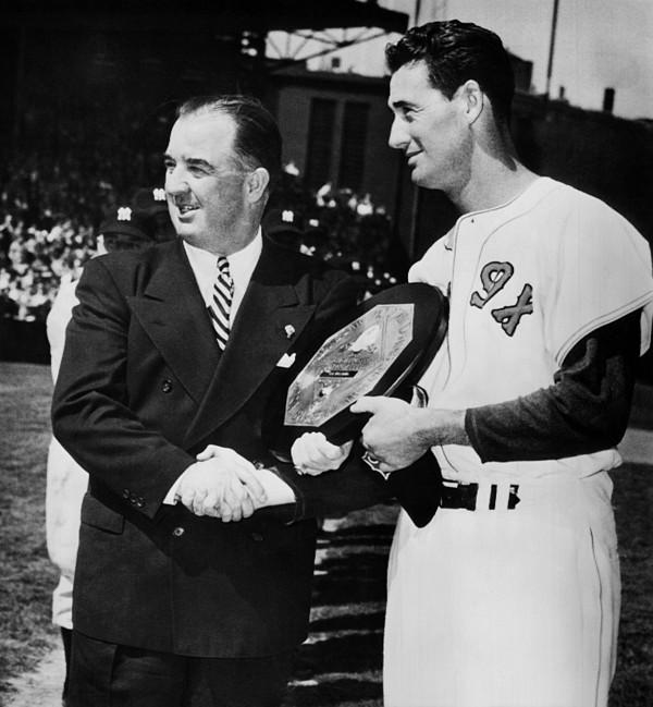 20th Century Photograph - Baseball Commissioner Albert B by Everett