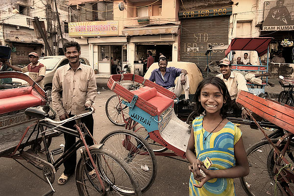 Delhi Photograph - Beautiful Vibes by Mostafa Moftah