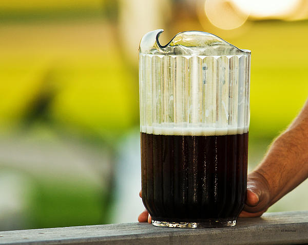 Beer Photograph - Beer 30 Somewhere by Edward Peterson