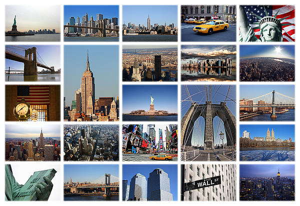 New York Photograph - Big Apple by Marcel Schauer