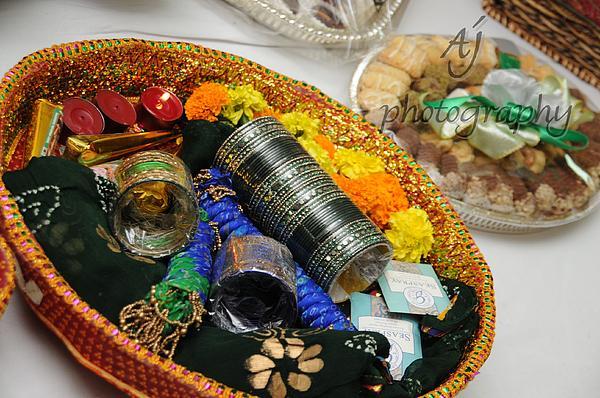 Bangles Photograph - Bridal Accessories by Ambreen Jamil