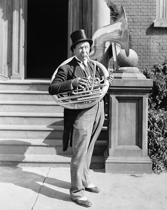 Music Photograph - Bringing Up Father, 1928 by Granger
