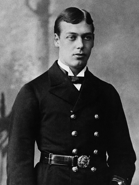 1900s Photograph - British Royalty. Prince George Of Wales by Everett