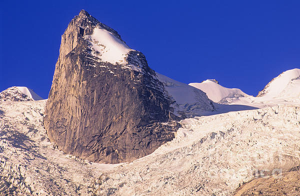 Provincial Park Photograph - Bugaboo Spire by Bob Christopher