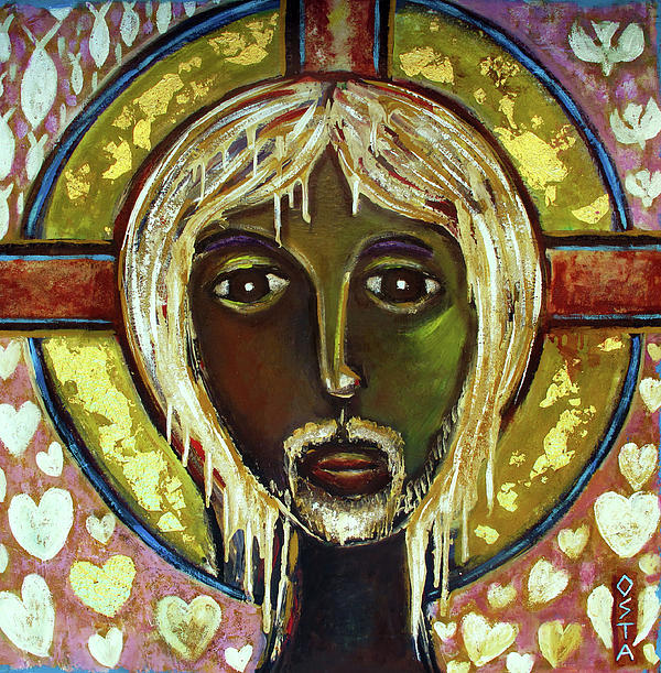 Jesu Christ Painting - Christ by Andrew Osta