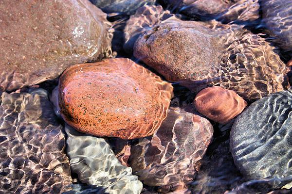 Lake Superior Photograph - Clean by Kristin Elmquist