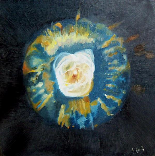 Stars Painting - Clown Nebula by Bernard MORIN