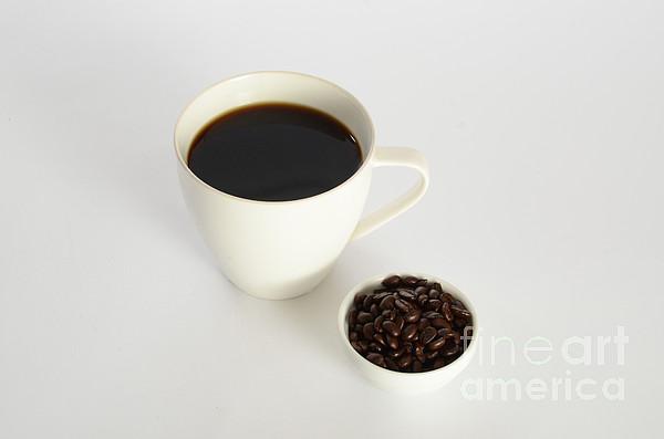 Awake Photograph - Coffee by Photo Researchers, Inc.