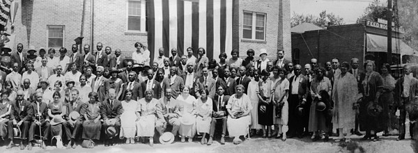 History Photograph - Convention Of The National Association by Everett