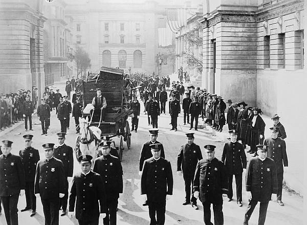 1922 Photograph - Cops, 1922 by Granger