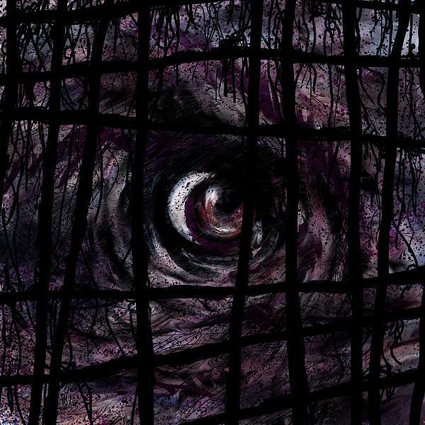Creature Digital Art - Creature by Rachel Christine Nowicki