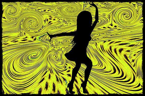 Dance Digital Art - Dance by Bill Cannon