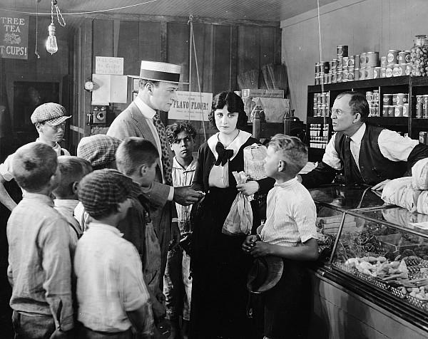 Store Photograph - Dangerous Talent, 1920 by Granger