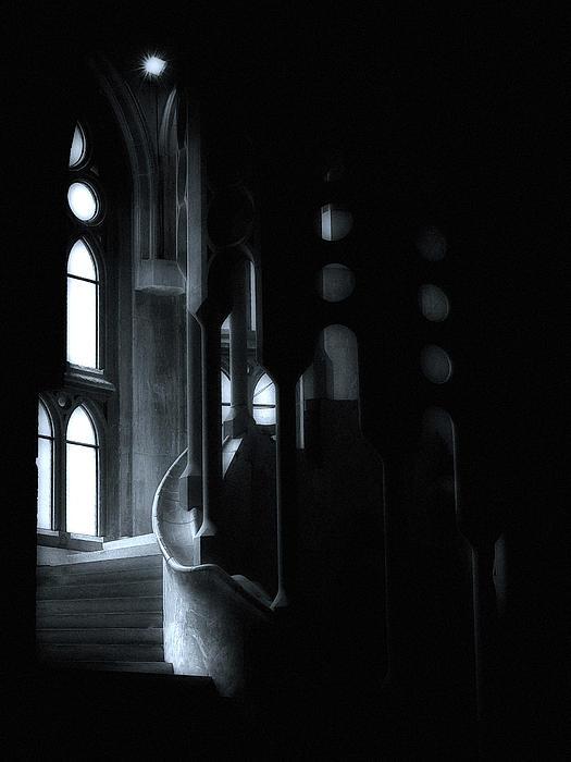 Spain Photograph - Dark Passage II by Lynn Andrews