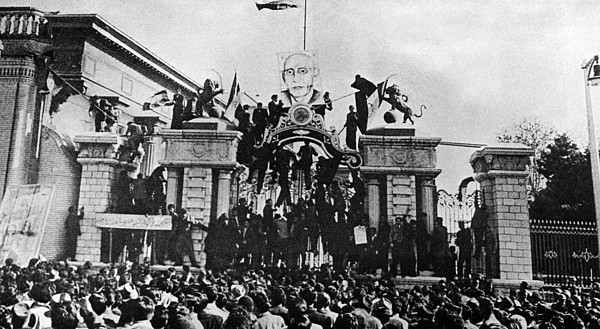 History Photograph - Demonstration For Iranian Premier by Everett