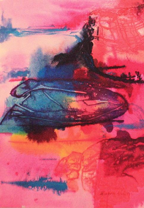 Destiny Painting - Destiny by Sharon K Wilson