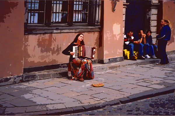 Czech Republic Photograph - Different Faces Of Youth by Rianna Stackhouse