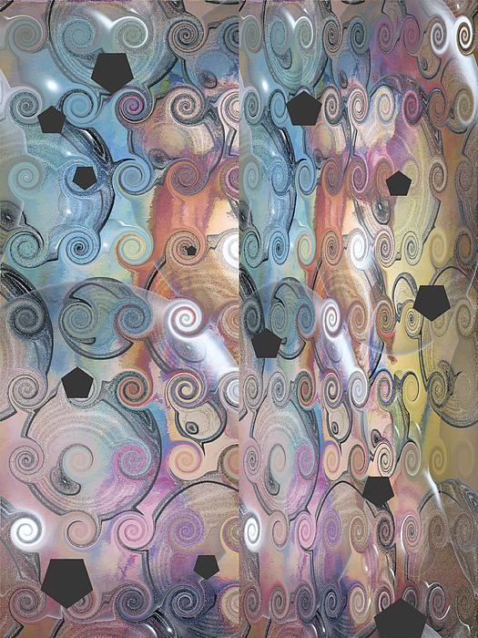 Digital Art Photograph - Digital Art by HollyWood Creation By linda zanini