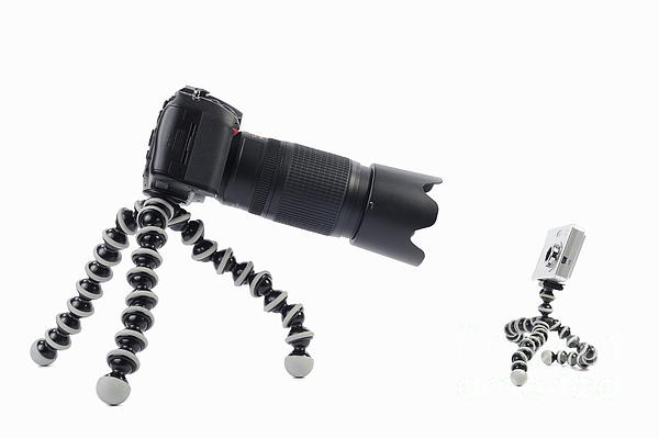 Scale Photograph - Digital Camera Comparison by Sami Sarkis