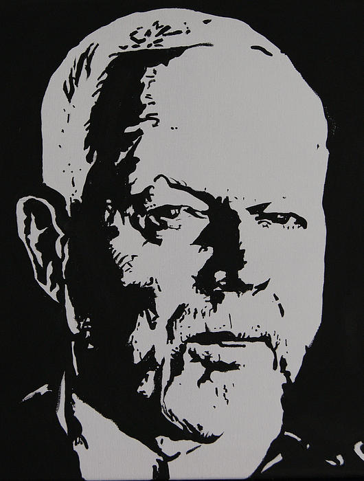 Grapes Painting - Don Cherry Aka Grapes by Robert Epp