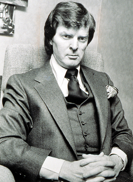 Disc Jockey Photograph - Don Imus, Radio Personality, 1970s by Everett