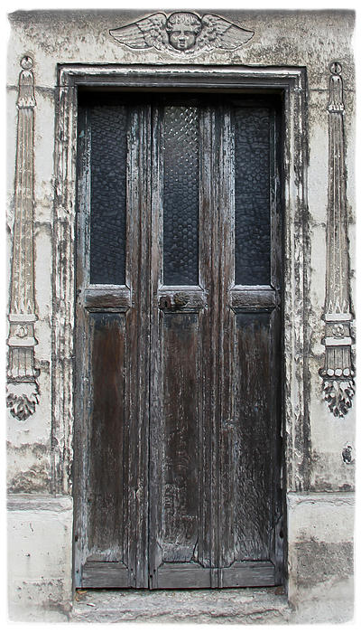 Cemetery Photograph - Doorway To Eternity by Tony Grider