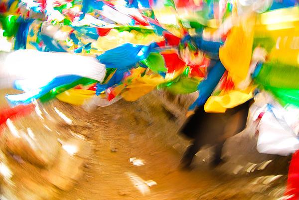 Tibet Photograph - Dream by Marko Moudrak