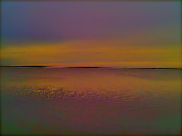 Colorful Photograph - Dreams Of The Lake by Amber Hennessey