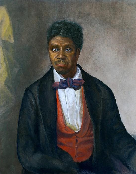 History Photograph - Dred Scott 1799-1858, An Enslaved Man by Everett