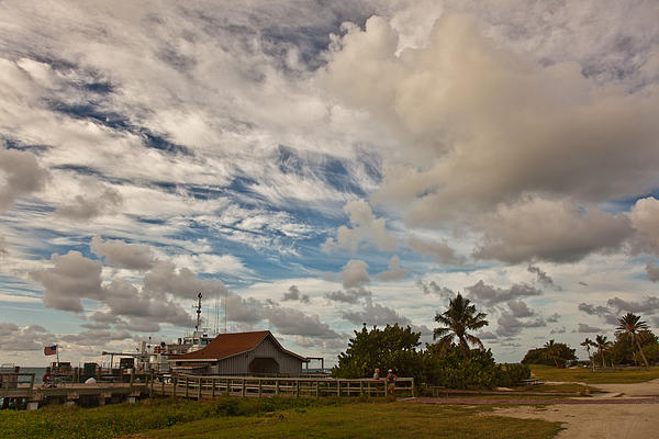 Dry Tortugas Photograph - Dry Tortugas National Park by Patrick  Flynn