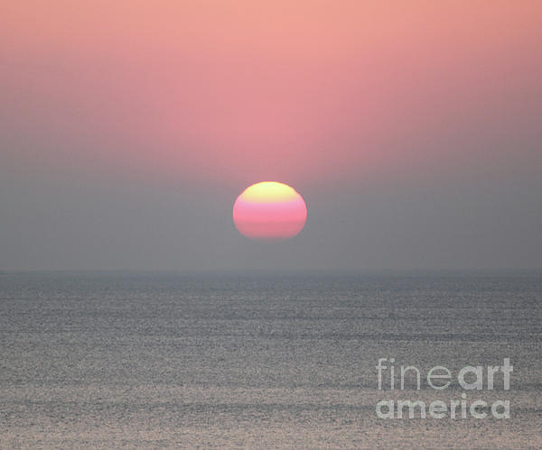 Pin Photograph - Easter Sunrise by Marilyn West