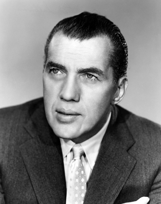 1950s Portraits Photograph - Ed Sullivan 1901-1974, American Writer by Everett