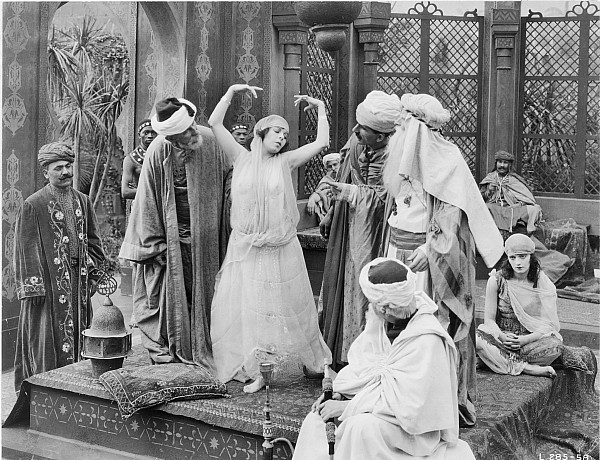 1919 Photograph - Film Still: Harem by Granger