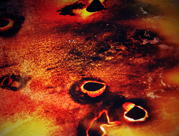 Street Photography Photograph - Fire Wall by Jerry Cordeiro
