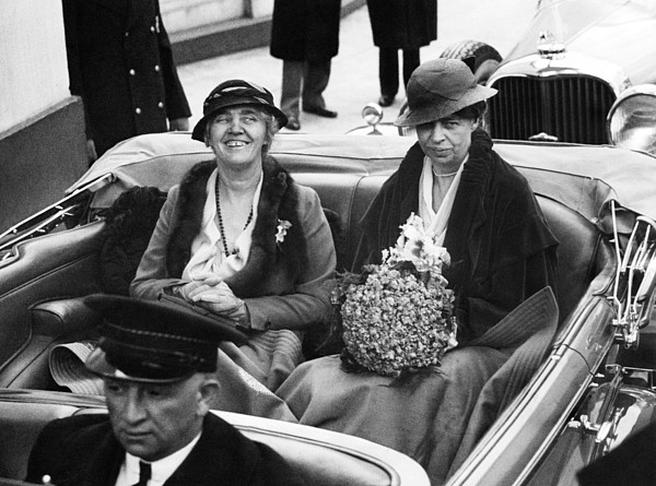 History Photograph - First Ladies Car At The 1933 by Everett